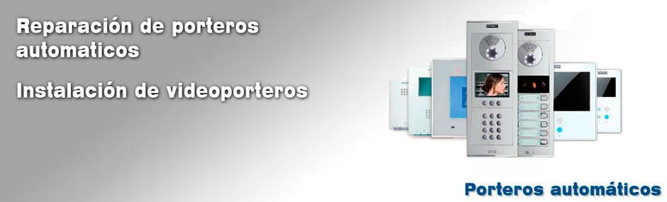 Instalaci n porteros autom ticos madrid antenas for Instalacion portero automatico tegui